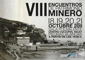VIII Encuentros Patrimonio Minero