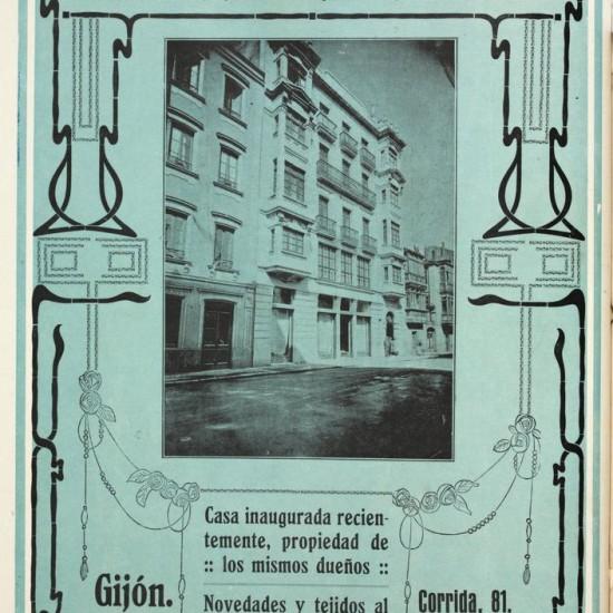 Memoria del Comercio en Gijón