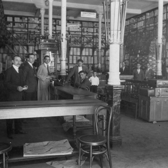 """Libro """"El pequeño comercio en Gijón"""""""