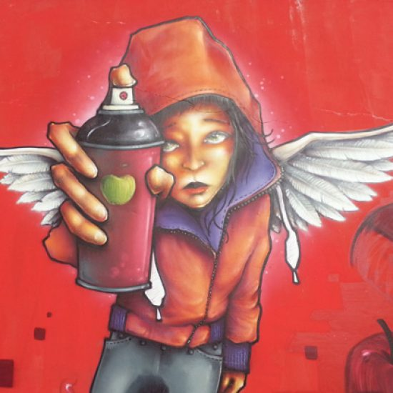 Gijón Street Art, arte urbano