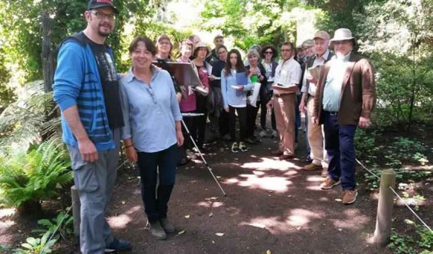 III Jornadas de arte y naturaleza en el Jardín Botánico Atlántico de Gijón